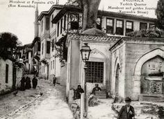 ESelanik Türk Mahallesi Old Greek, Countries To Visit, Thessaloniki, Ottoman Empire, Athens, Old Photos, Istanbul, Greece, Nostalgia