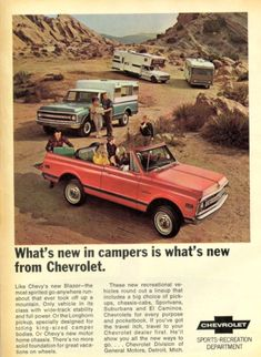 1969 Chevrolet Truck Ad