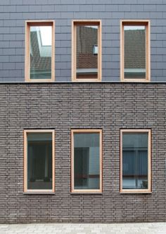 DUBBELE COMPACTE STADSWONING - Zoek een Architect