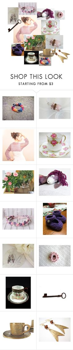 """""""What to Choose!"""" by inspiredbyten ❤ liked on Polyvore featuring Bertha and vintage"""