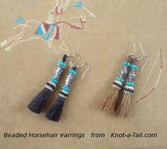 Südwesten-Stil mit Türkis farbigen Perlen viel zu von Knotatail