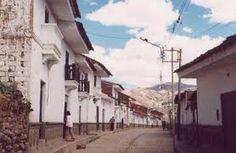 calle Olaya sobreviviente Huaraz
