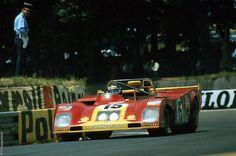 Ickx/Redman Ferrari 312PB, 24 heures du Mans 1973