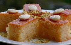 Greek Sweets, Greek Desserts, Greek Recipes, Arabic Sweets, Sweets Recipes, Cake Recipes, Greek Cake, Pastry Cake, Pie Cake