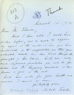 Nicolas Tesla, Math Equations, Future, Future Tense