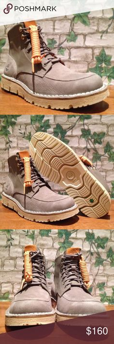 4d53703e TIMBERLAND MEN'S WESTMORE LF GRAY BOOTS A1KCL NWT FEATURES To imagine what  it's like to actually