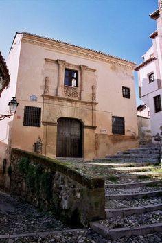 Centro Cultural Casa de Porras en Granada, Andalucía