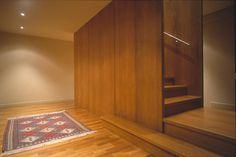Casa Ingla Santi Vives Aquitectura Espai interior Escala