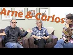 Kristy Glass Knits: Arne Carlos - YouTube