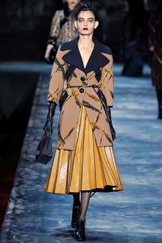 Marc Jacobs, New York Fashion Week, Herbst-/Wintermode New York Fashion, Fashion Week, Runway Fashion, Fashion Show, Fashion Design, Fashion Trends, Marc Jacobs, Winter Mode, Fall Winter 2015