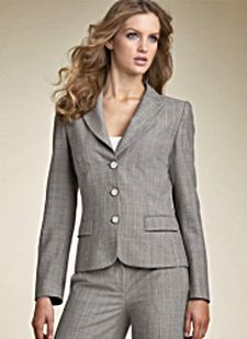 women's pinstriped suit | clothes | Pinterest | For women, Suits ...