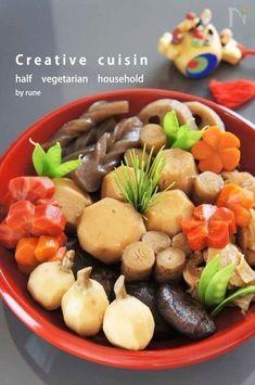 Japanese Dishes, Japanese Food, Wine Recipes, Cooking Recipes, Bento Recipes, Seasonal Food, Tasty Dishes, Pot Roast, Bon Appetit