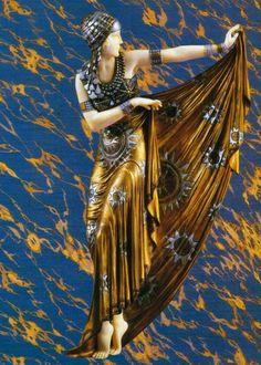 Wow - beautiful Art of Demètre Chiparus Art Deco Sculptor Estilo Art Deco, Art Nouveau, Goldscheider, Lampe Art Deco, Tatoo Art, Tattoo, Bronze, Art Deco Furniture, Art Deco Period