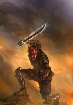 Star Wars – Darth Maul – Son of Dathomir Star Wars Pictures, Star Wars Images, Star Wars Concept Art, Star Wars Fan Art, Star Wars Rpg, Star Wars Clone Wars, Star Trek, Star Wars Karikatur, Starwars