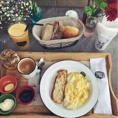 O melhor café da manhã de São Paulo, pra começar um dia perfeitamente =]