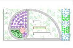 Christine Facer Landscape Designer - Projects - Teatro Fibonacci Somerset