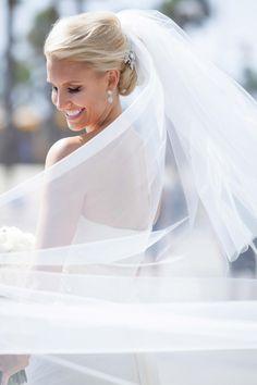 Wedding Veil Glossary   TheKnot.com