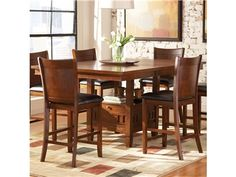 Shop for Coaster Dining Table, 102958, and other Dining Room Dining Tables at Patrick Furniture in Cape Girardeau, MO 63701.