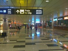Singapore's Changi airport is undoubtedly one of the finest airports in the world.