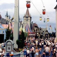 Vintage Disneyland -- the way I remember it