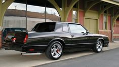 1985 Chevrolet Monte Carlo SS - 3 - Print Image