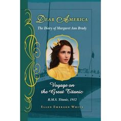 Dear America The Diary of Margaret Ann Brady
