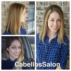 We love these before and afters! What a #transformation!! #before #after #cabellossalon #cabellostally #tally #tallahassee #styleyourstory @redken5thave @modernsalon @behindthechair_com #redken #hairsalon #hair