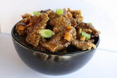 Ginger Beef Recipe