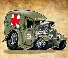 MASH Ambulanse