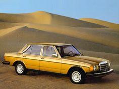 Mercedes 300D Turbodiesel  1985