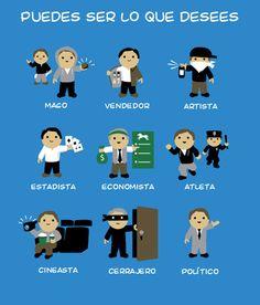 profesiones chistosas - Google Search