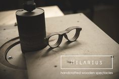 Hilarius - world class wooden spectacles from Poland, Cracow. Visit our new website www.hilarius.pl and see for yourself.