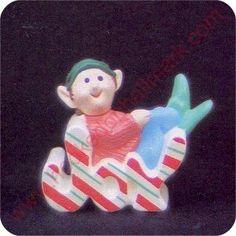 1989 Joy Elf - Merry Miniature