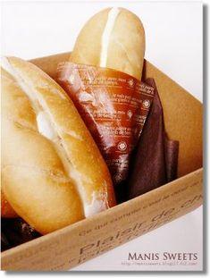 「ミルクフランス用クリーム」*Manis* | お菓子・パンのレシピや作り方【corecle*コレクル】