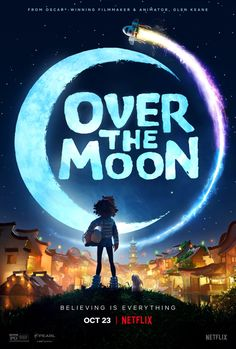 Over The Moon Review: Magical Musical Fun For The Whole Family