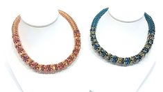 """""""Diamond Duo Necklace"""" 