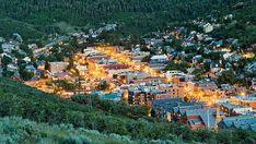 THE BEST TOWN IN AMERICA: PARK CITY, UTAH