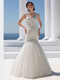 Wedding Dresses & Prom Dresses for that special occasion by Special Days Bridal House Designer Wedding Dresses, Bridal Dresses, Wedding Gowns, Prom Dresses, Sabrina Neckline, Baby Pink Colour, Illusion Neckline, Tulle, Bride