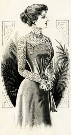 Free vintage images, clip art, printables, royalty free, high resolution digital graphics to use in your art. Moda Vintage, Vintage Girls, Clipart, Edwardian Fashion, Vintage Fashion, Victorian Illustration, Female Pictures, Victorian Women, Fashion Plates