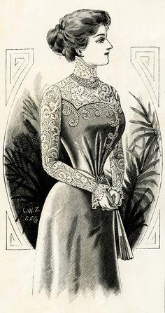 victorian clipart public domain   ... public domain digital image, graphic design resource, antique designer
