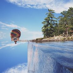 """Laurent Rosset, originating from Italy, now living in The Netherlands, elaborates on his work: """"Every picture contains a different idea, I like to challenge the image to find it out. I like to play with photo manipulation and see beyond what the original picture shows"""".   If he was born a Happy Sock, he would be a """"Grey sock with colored big dots"""".   Check out @l_o_r_y on Instagram and read more about her on our blog  http://www.happysocks.com/blog"""