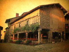 Pérouges, France France, Travel, Viajes, Traveling, French, Trips, Tourism