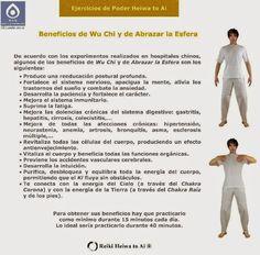 Reiki Heiwa to Ai ® (HAR): Beneficios de los ejercicios de Poder Heiwa to Ai:...