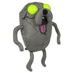 Adventure Time Jake Zombie Plush Exclusive: Amazon.co.uk: Toys & Games