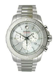 Movado Series 800 Chronograph Stainless Steel Men's watch #2600111