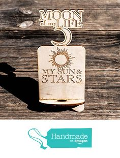 Phone Charging Station - Moon of My Life My Sun and Stars - Raw Wood from Hip Flask Plus https://www.amazon.com/dp/B06X9KY1HY/ref=hnd_sw_r_pi_dp_wJkSybBQFKTYB #handmadeatamazon
