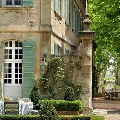 Provence, France: Architectural Digest