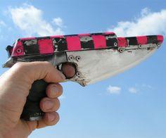 Zombie Stopper Gun Blade | DudeIWantThat.com