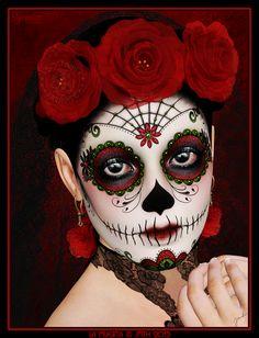 La Muerta by poserfan on DeviantArt