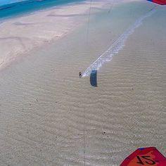 Jeremie Eloy in Brittany, France #kitesurfing #kiteboarding #france #travel - actiontripguru.com